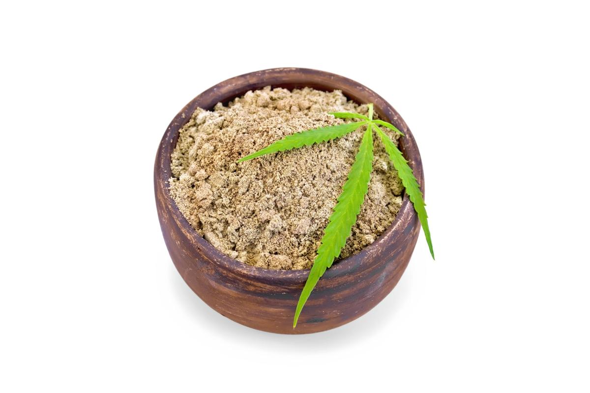 Acquistare olio di cannabis (THC)